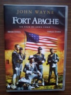 FORT APACHE  °°°°°  JOHN WAYNE   HENRY FONDA SHIRLEY TEMPLE - Western/ Cowboy