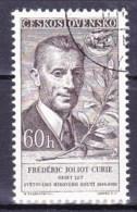 Tchécoslovaquie 1959 Mi 1131 (Yv 1016), Obliteré - Used Stamps