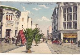 Casablanca Boulevard De La Gare TTB Voyagé - Casablanca