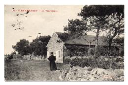 50 Iles Chausey. Le Presbytere - France