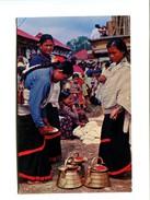 Cp - NEPAL - Kathmandou - (carte écrite Et Timbrée) - Nepal