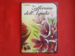 Italia Folder 2008 Zafferano Dell´ Aquila Catalogo 2012 € 20,00 Prezzo Copertina € 14 - 6. 1946-.. Republic