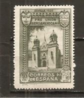 España/Spain-(MNH/**) - Edifil  569 - Yvert  460 - 1889-1931 Reino: Alfonso XIII