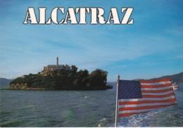Alcatraz On San Francisco Bay California - Prison