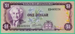 1 Dollar - Jamaïque - 1960 - N° - ED449224 - Neuf - - Jamaica