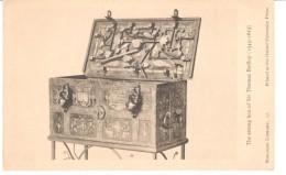 POSTAL   CAJA FUERTE DE SIR THOMAS BADLEY ( 1545-1613 ) - Postales