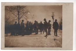 Nr.  1583,  FOTO-AK, Feldpost,  Bei Cambrai - Guerre 1914-18