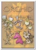 Malawi 2003, Postfris MNH, Flowers, Orchids - Malawi (1964-...)