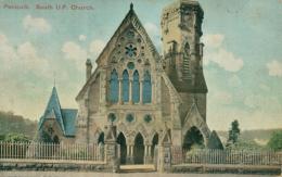 GB PENICUIK / South U.F. Church / COLORED CARD - Sonstige