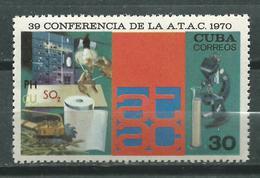 CUBA  Scott# 1556 ** MNH  Set  ATAC Conference - Nuevos