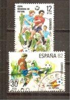 España/Spain-(usado) - Edifil  2613-14 - Yvert  2241-42 (o) - 1931-Hoy: 2ª República - ... Juan Carlos I