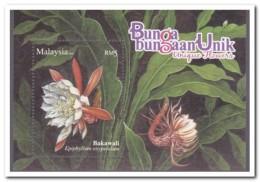 Maleisië 2008, Postfris MNH, Flowers - Maleisië (1964-...)