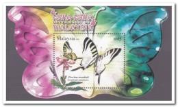 Maleisië 2008, Postfris MNH, Butterflies - Maleisië (1964-...)