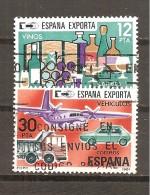 España/Spain-(usado) - Edifil  2627-28 - Yvert  2255-56 (o) - 1931-Hoy: 2ª República - ... Juan Carlos I
