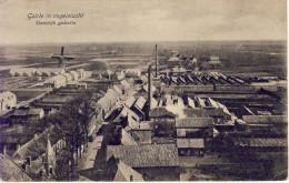 Goirle In Vogelvlucht Oostelijk Gedeelte 1916 - Autres