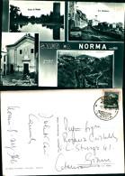 1980a)cartolina-  Saluti Da Norma Prov Latina Ediz.riva Ludovico - Latina