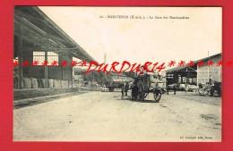 Eure Et Loir ... MAINTENON  La Gare Des Marchandises  ... - Maintenon