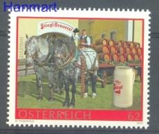 Austria 2012 Mi 3013 MNH - Horses, Alcohol - Cavalli