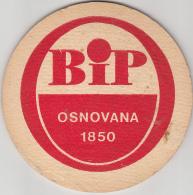 BEER MATS - BIP Pivo - Belgrade - Serbia - Yugoslavia - (2 Scans) - Sous-bocks