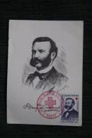 Centenaire De La CROIX ROUGE - Henry DUNANT - Croix-Rouge