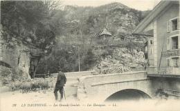 CPA Les Grands Goulets-Les Baraques     L2124 - Francia