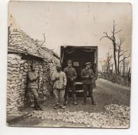 Photo Ancienne - WW1 - Des Prisonniers Français En Allemagne ? - Krieg, Militär