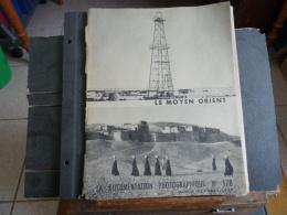 La Documentation Photographique - No 178 - Octobre 1957 - Le Moyen Orient - Complet 12 Photos - Géographie