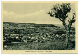 Anni '30, Fordongianus (Cagliari), Panorama, FG NV - Altre Città