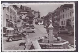 GRUYERES - TB - FR Fribourg