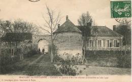 CPA-1910-60-BEAULIEU Les FONTAINES-CHATEAU Ou J D ARC Fut Retenue PRISONNIERE En 06/1430-TBE - Altri Comuni