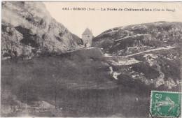CPA FRANCE SIROD LA PORTE DE CHATEAUVILLAIN(coté De Bourg) - Andere Gemeenten