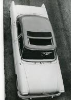 France Automobile Voiture Simca Versailles Ancienne Photo 1955