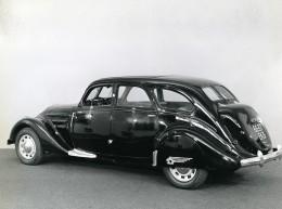 France Automobile Voiture Peugeot Limousine 402 B Ancienne Photo 1966