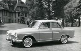 France Automobile Voiture Aronde P60 Elysée Ancienne Photo 1956 - Cars