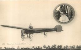 MAMET SUR MONOPLAN BLERIOT - Piloten