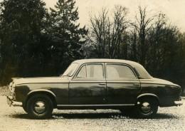 France Automobile Voiture 403 Peugeot Ancienne Photo 1949