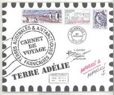 Terres Australes Et Antarctiques Françaises: Carnet C 308; Vendu Sous La Valeur Faciale!!! - Booklets