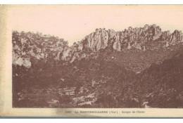 LA ROQUEBRUSSANNE.Gorges De L'Orris - La Roquebrussanne