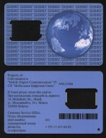 Belarus - Velcom SIM-frame, Around 2005 Or Earlier