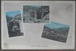 GALLIO -ALTOPIANO DI ASIAGO -1926-F /P  -  BELLISSIMA - Italy