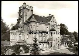 ALTE POSTKARTE GEHREN KR. LUCKAU HAUS GEHREN DER HANDWERKSKAMMER BEZIRK COTTBUS AK Ansichtskarte Postcard Cpa - Gehren