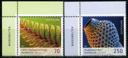 BRD - Michel 3246 / 3247 Eckrand Links Oben - ** Postfrisch (B) - Ausgabe 02.06.2015 - 70-250C  Mikrowelten - BRD