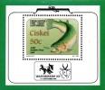 Ciskei - 1989 Philatelic Foundation Trout Hatcheries MS (**) # Mi Block 4 - Ciskei