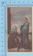 Italy  - La Visitation - Holy Card Santini Image Pieuse - 2 Scans - Images Religieuses