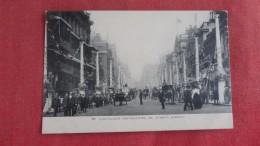Coronation Decorations St James Street       Ref 2231 - Célébrités