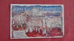 England> London  Hotel Metropole    ====  Ref 2231 - London