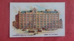 > England> London  Tea Department Wholesale Societes ====  Ref 2231 - London