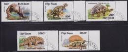 LR99. Vietnam 1990 Prehistoric Animals (Fauna) - Dinosaurs, Used (o) - Viêt-Nam