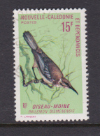New Caledonia SG 411 1966 Birds 15F Friarbird Used - Usati