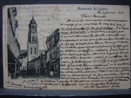 CP. 1568. Souvenir De Lierre - Lier